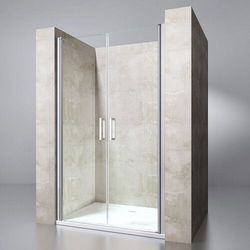 Drzwi Prysznicowe Uchylne Liniger DX600-DUAL