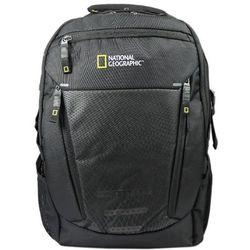 """National Geographic TRAIL plecak miejski na laptopa 15,6"""" / RFID / czarny - Black"""