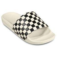 Damskie obuwie sportowe, buty VANS - Slide-On (Checkerboard)Wht/Blk (27K)