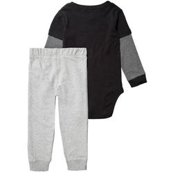 Carter's SET Spodnie treningowe grey