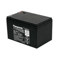 Panasonic LC-RA1212PG1 - Akumulator ołowiowy 12V/12Ah/faston 6,3mm