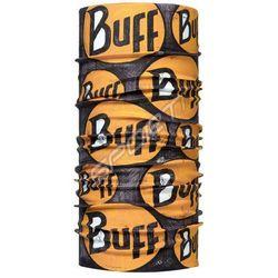 Chusta bandana Buff ORIGINAL Logo Chalk - Logo Chalk ||Czarny ||Czerwony