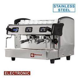 Ekspres do kawy z 2 grupami   automatyczny (z wyświetlaczem)