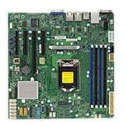 Supermicro X11SSM-F Płyta główna - Intel C236 - Intel LGA1151 socket - DDR4 RAM - Micro-ATX