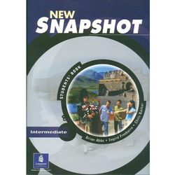 Snapshot New Intermediate Students Book (opr. miękka)