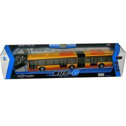 Autobus przegubowy na radio+pakiet