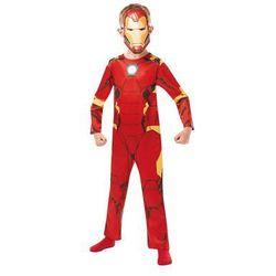 Kostium Iron Man dla chłopca - Roz. S