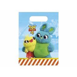 Prezentowe torebki urodzinowe Toy Story 4 - 6 szt.