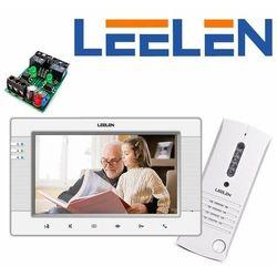 """Leelen LEELEN Wideodomofon 7"""" JB305_V34/No9 natynkowy + moduł bramy JB305_V34/No9/G2ch - Rabaty za ilości. Szybka wysyłka. Profesjonalna pomoc techniczna."""