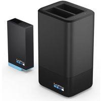 Kamery sportowe, GoPro ładowarka MAX Dual Battery Charger + Battery (ACDBD-001-EU)