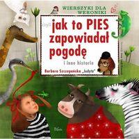 Książki dla dzieci, Wierszyki dla Weroniki (opr. broszurowa)