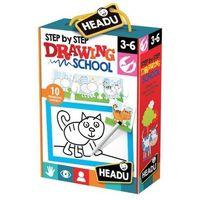 Pozostałe zabawki edukacyjne, Szkoła rysowania - Krok po kroku HEADU