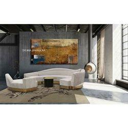 metafizyczna abstrakcja - modny obraz do loftu lub awangardowego salonu rabat 35%