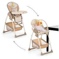 Krzesełka do karmienia, HAUCK Krzesełko do karmienia Sit'n Relax Pooh Ready to Play Kolekcja 2014/15