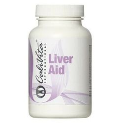 Liver Aid CaliVita - Aminokwasy wspomagające wątrobę