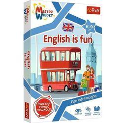 Trefl gra english is fun