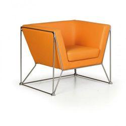 Fotel Net, pomarańczowe