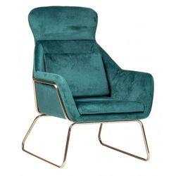 Fotel Farum zielony
