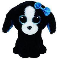 Pozostałe lalki i akcesoria, Beanie Boos Tracey Pies czarno-biały 15 cm 37191 Maskotka TY INC