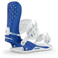 Wiązania snowboardowe, wiązania UNION - Strata Metallic Blue (METALLIC BLUE) rozmiar: M