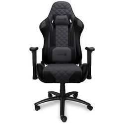 Connect IT fotel gamingowy Monaco Pro, czarny/szary (CGC-1200-GY)
