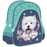 Tornistry i plecaki szkolne, Plecak szkolno-wycieczkowy My Little Friend Pies