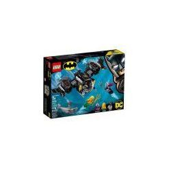 Klocki Super Heroes Łódź podwodna Batmana