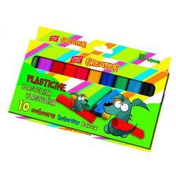 Plastelina 10 kolorów