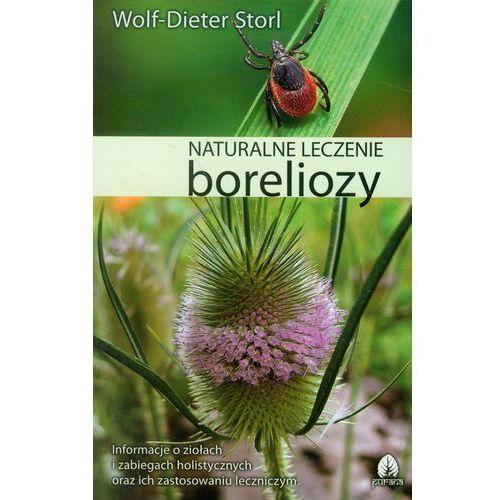 Książki medyczne, Naturalne leczenie boreliozy (opr. miękka)