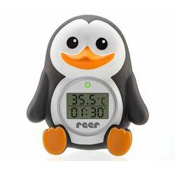 Termometr kąpielowy dla dzieci 2w1 minutnik REER