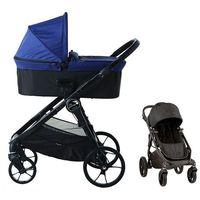 Wózki wielofunkcyjne, Baby Jogger City Premier+gondola+GRATIS