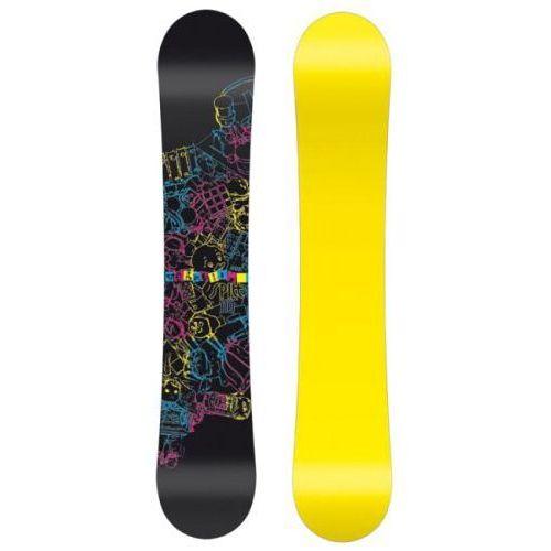 Deski snowboardowe, snowboard GRAVITY - Spitt (4949)