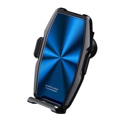 Uchwyty do telefonów, Automatyczny uchwyt samochodowy z ładowarką indukcyjną QI