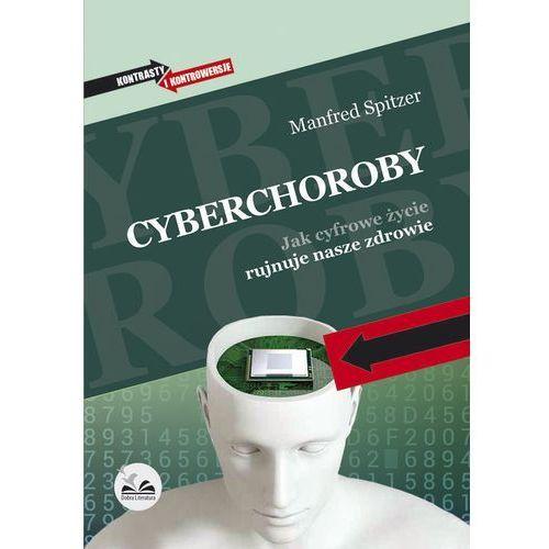 Senniki, wróżby, numerologia i horoskopy, Cyberchoroby - Manfred Spitzer (opr. miękka)