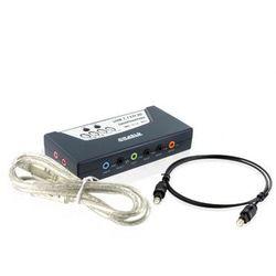 4World 7.1 USB 2.0 06967 >> BOGATA OFERTA - SUPER PROMOCJE - DARMOWY TRANSPORT OD 99 ZŁ SPRAWDŹ!