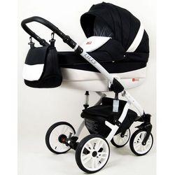 Sun Baby wózek 3w1 Raf-pol Lilly carbon - BEZPŁATNY ODBIÓR: WROCŁAW!