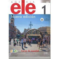 Agencia Ele 1 Nueva Edicion. Podręcznik + Licencja Online (opr. miękka)