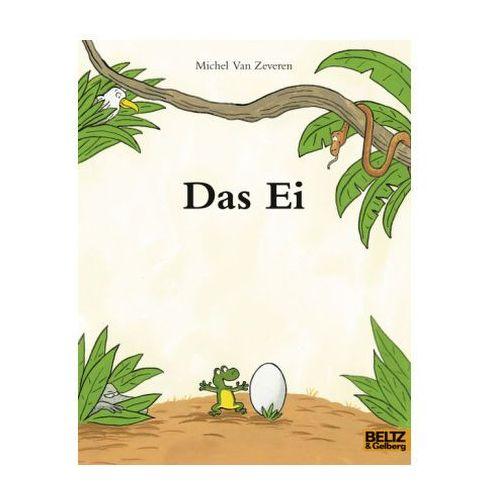 Pozostałe książki, Das Ei Van Zeveren, Michel