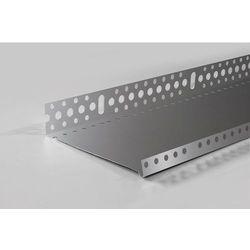 Listwa startowa cokołowa 103 mm - profil startowy cokołowy 10 cm L=2mb gr. 0,5mm pakiet 20 sztuk