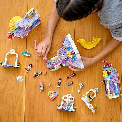 Klocki dla dzieci, Lego FRIENDS Centrum handlowe 41450