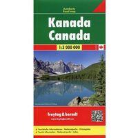 Mapy i atlasy turystyczne, Kanada. Mapa 1:3 000 000 (opr. twarda)