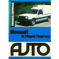 Biblioteka motoryzacji, Renault 5 /Rapid/Express (opr. miękka)