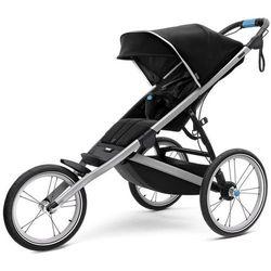 Thule Glide² Wózek dla dzieci, jet black 2019 Joggery Przy złożeniu zamówienia do godziny 16 ( od Pon. do Pt., wszystkie metody płatności z wyjątkiem przelewu bankowego), wysyłka odbędzie się tego samego dnia.