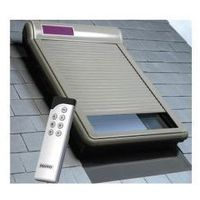 Rolety zewnętrzne, Roleta zewnętrzna Fakro ARZ Solar 14 66x140