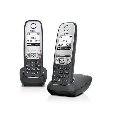 Telefony stacjonarne, Telefon Siemens Gigaset A415 Duo