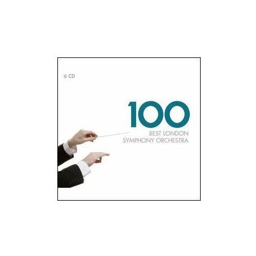 Pozostała muzyka rozrywkowa, 100 BEST LONDON SYMHONY ORCHESTRA - Różni Wykonawcy (Płyta CD)