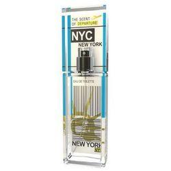 The Scent of Departure New York NYC woda toaletowa 50 ml tester unisex