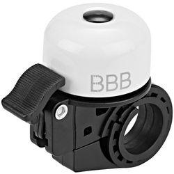 BBB Loud & Clear BBB-11 Dzwonek rowerowy biały 2017 Dzwonki Przy złożeniu zamówienia do godziny 16 ( od Pon. do Pt., wszystkie metody płatności z wyjątkiem przelewu bankowego), wysyłka odbędzie się tego samego dnia.
