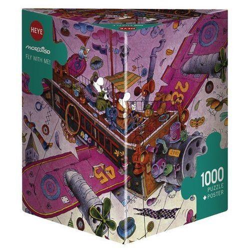 Puzzle, Puzzle 1000 elementów - Leć ze mną - DARMOWA DOSTAWA OD 250 ZŁ!!