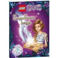 Książki dla dzieci, LEGO ® Elves. Zagadkowa księga (opr. broszurowa)